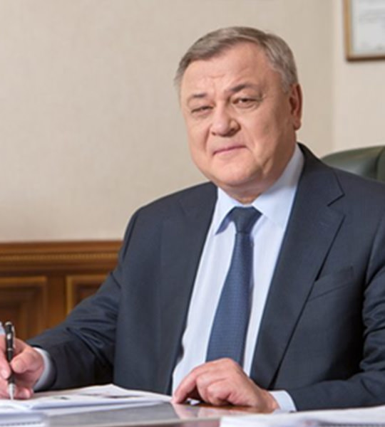 "NP ""UIRE"" President, Chairman of the Supervisory Board Valentin Alexandrovich"