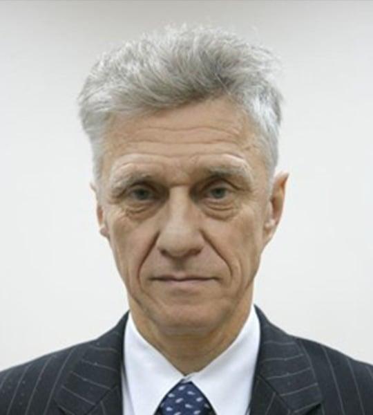 Vice-President Vladimir Alexeevich