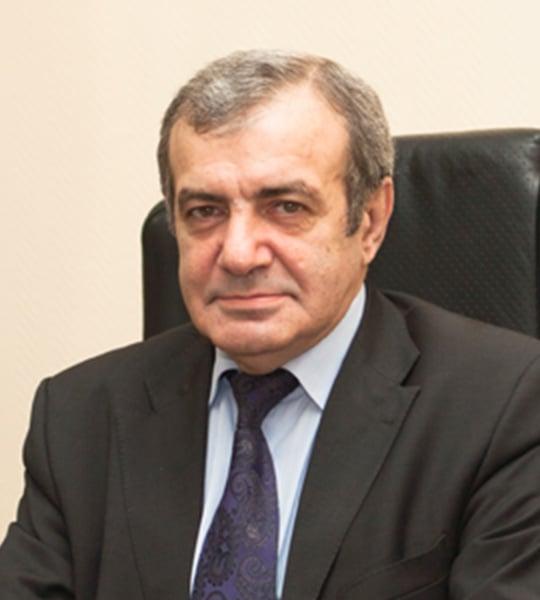 Vice-President, member of the Supervisory Board Yury Zavenovich