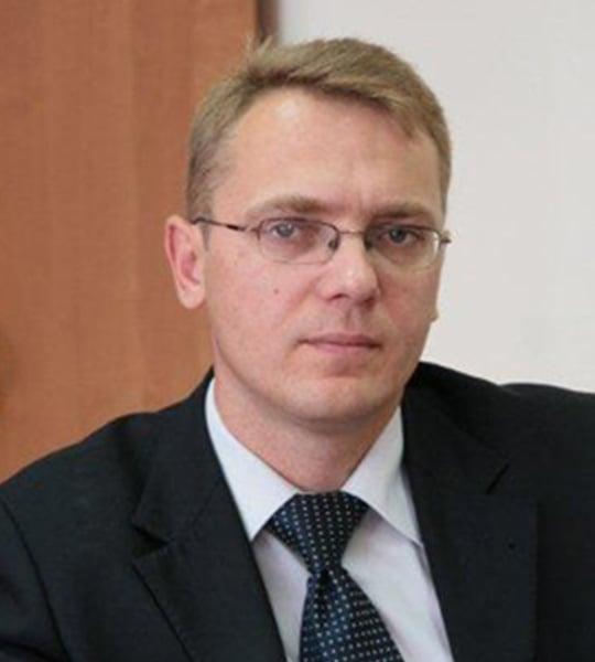 Vice-President, member of the Supervisory Board Oleg Alfredovich