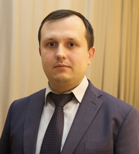 Vice-President Andrey Andreyevich