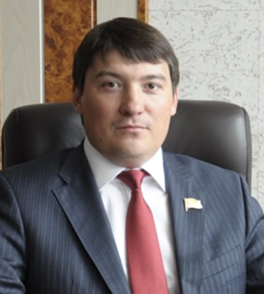Vice-President, member of the Supervisory Board Andrey Aleksandrovich