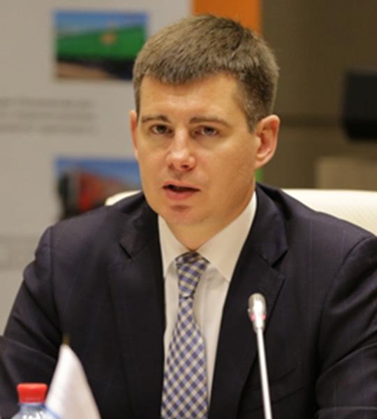 Vice-President, member of the Supervisory Board Anton Vladimirovich