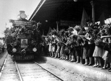 Железные дороги СССР в годы войны: некоторые акценты