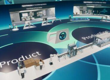 «Сименс» соединяет реальный и виртуальный миры для повышения гибкости и устойчивости производства