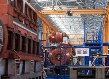 Импортозамещение на ПДМ: на предприятии собрали 100 генераторов ГПП-840