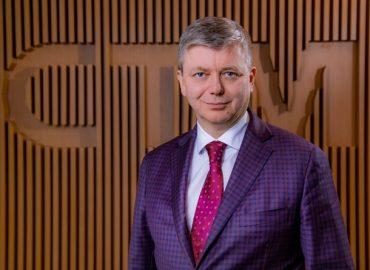 Поздравление с Днём машиностроителя генерального директора СТМ Виктора Николаевича ЛЕШ