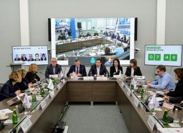 ПГУПС представил свое видение трансформации вуза конкурсной комиссии программы «Приоритет 2030»